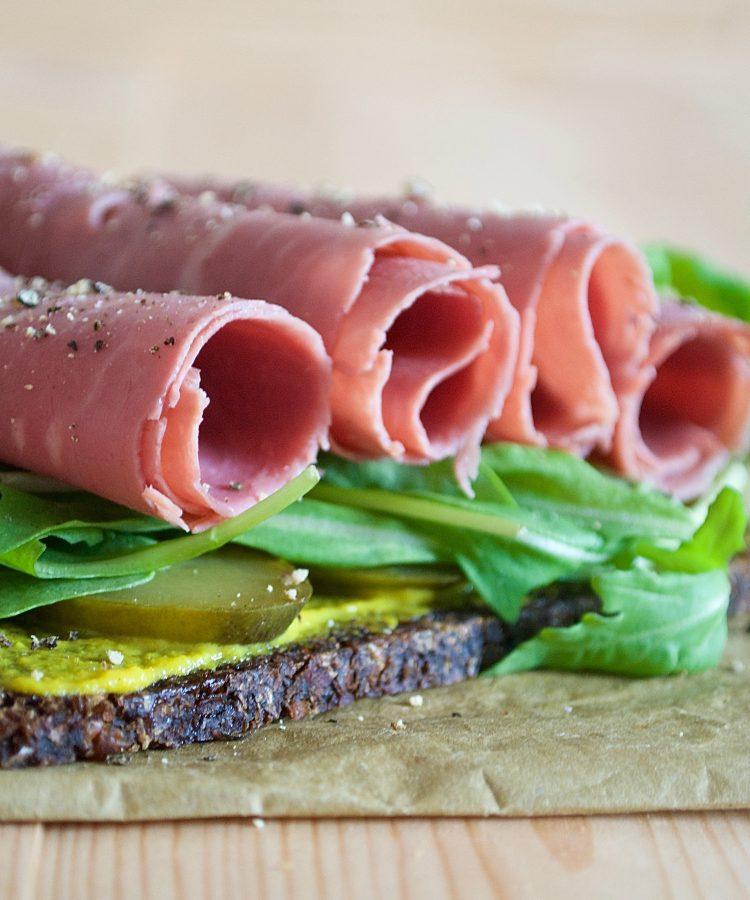 NYC Deli Style Sandwich
